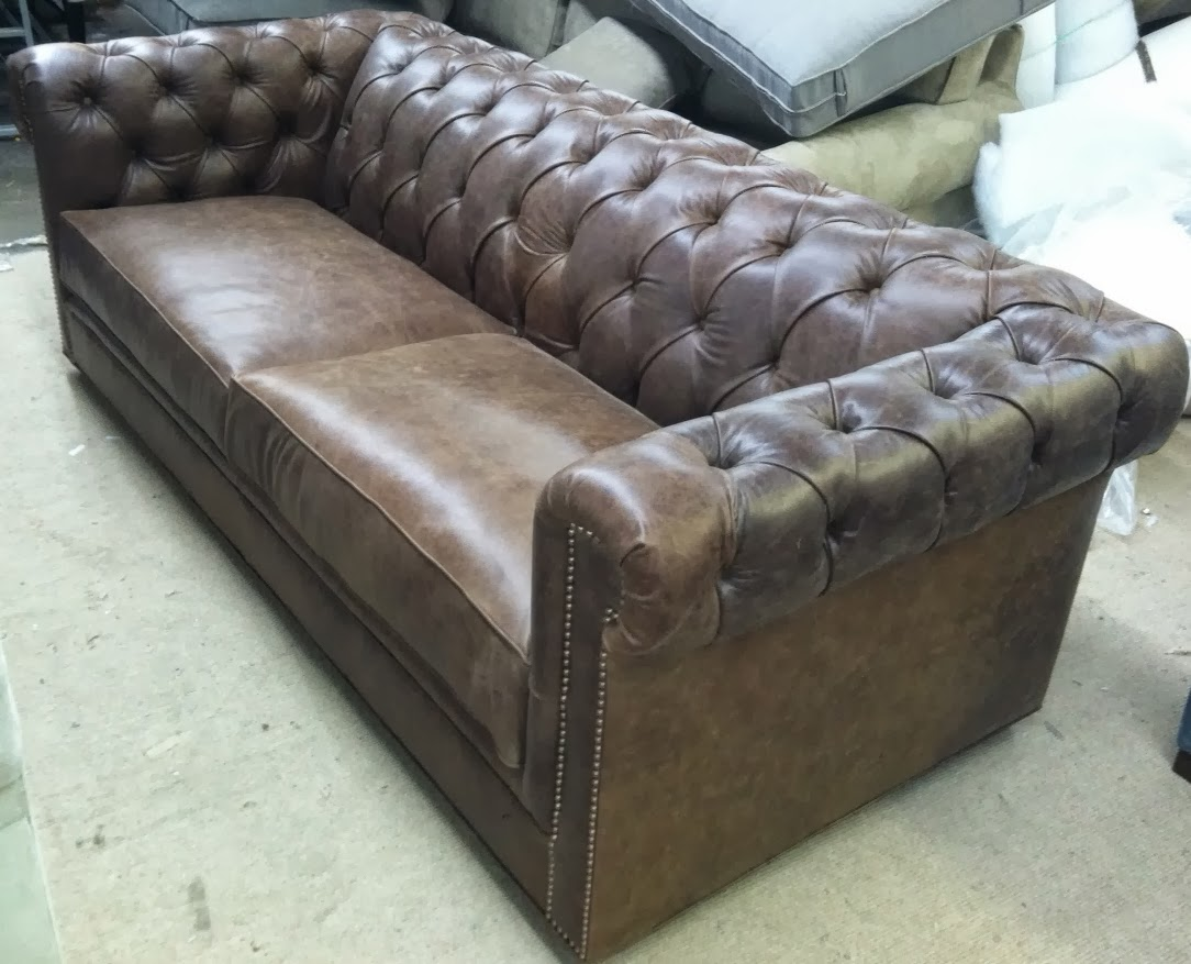Rosa Beltran Design Tales From The Factory Floor The Chesterfield Sofa