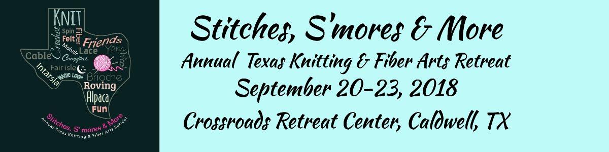 Stitches, S'Mores & More!