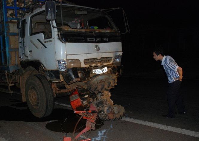 Gia Lai: Tai nạn giao thông thảm khốc, 5 người chết, 9 người bị thương