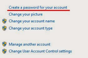 password windows