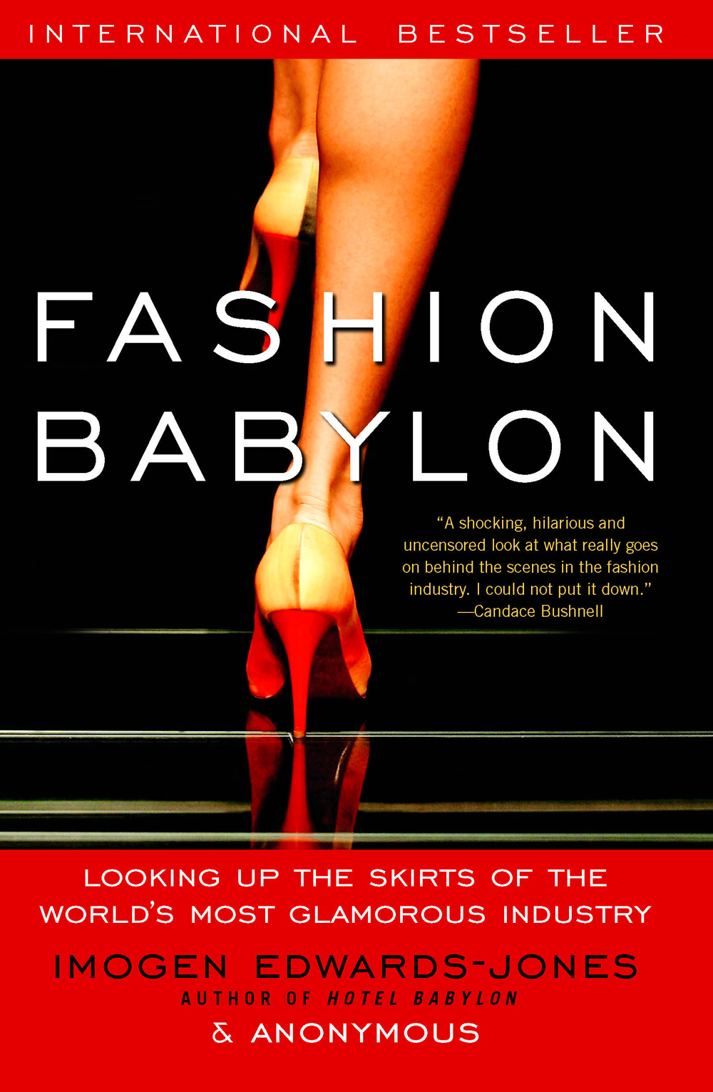 fashion babylon by imogen edward jones / from high fashion to high street / book review / best fashion books / via fashioned by love british fashion blog