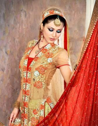 Bridal-Dress-Pakistani 2013-14