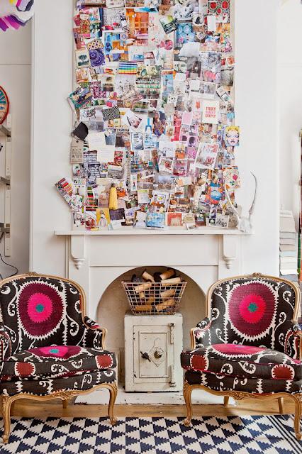 Lucy Fenton's Melbourne home, furniture from Fenton & Fenton