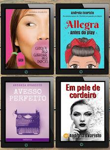 Livros de Andreia Evaristo