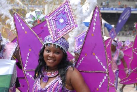Lagos Carnival parade