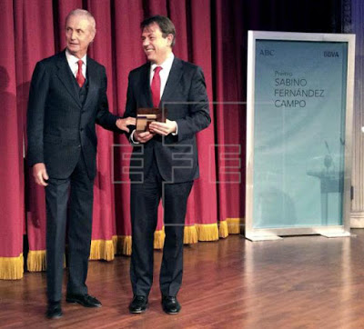 Premio Sabino Fernandez