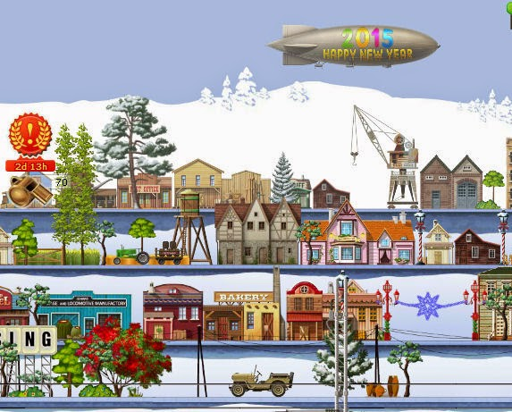 TrainStation game