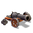 castleville gift cannon