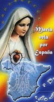 Inmaculado Corazón de María, protege a España