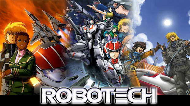 Sony Pictures Lands 'Robotech' Anime Series As Potential Live-Action Franchise