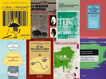 Paquete de libros completos de Haley y Watzlawick