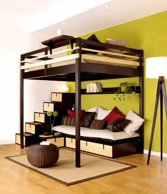 desain rumah desain kamar tidur minimalis untuk ruang kecil