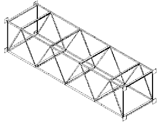 Konstrukcja nośna łącznika