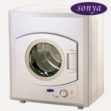 sonya portable compact small laundry dryer