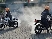 Honda CB150R Gelar Road Show