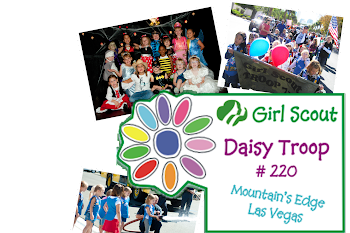 Girls Scout Troop 220