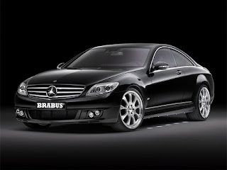 Brabus CL Coupe Pictures