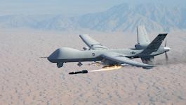 ATAQUE con DRONE - AFGANISTAN