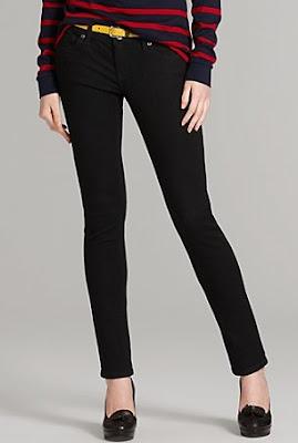 Skinny Jean- Black Wash
