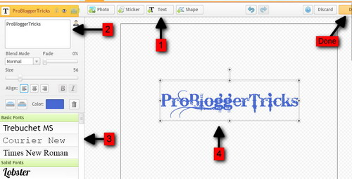 How to create image using ipiccy
