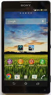 Review Sony Xperia ZL