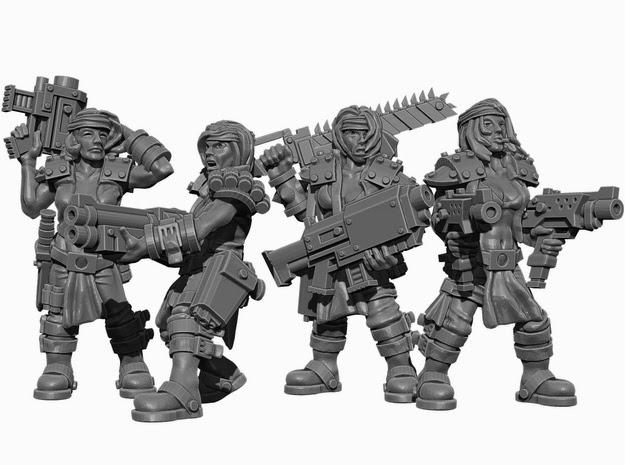 3d printed warhammer 40k power fist