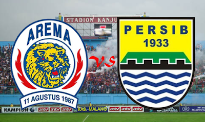 Arema vs Persib Bandung