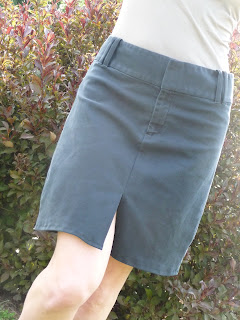 refashion skirt pants