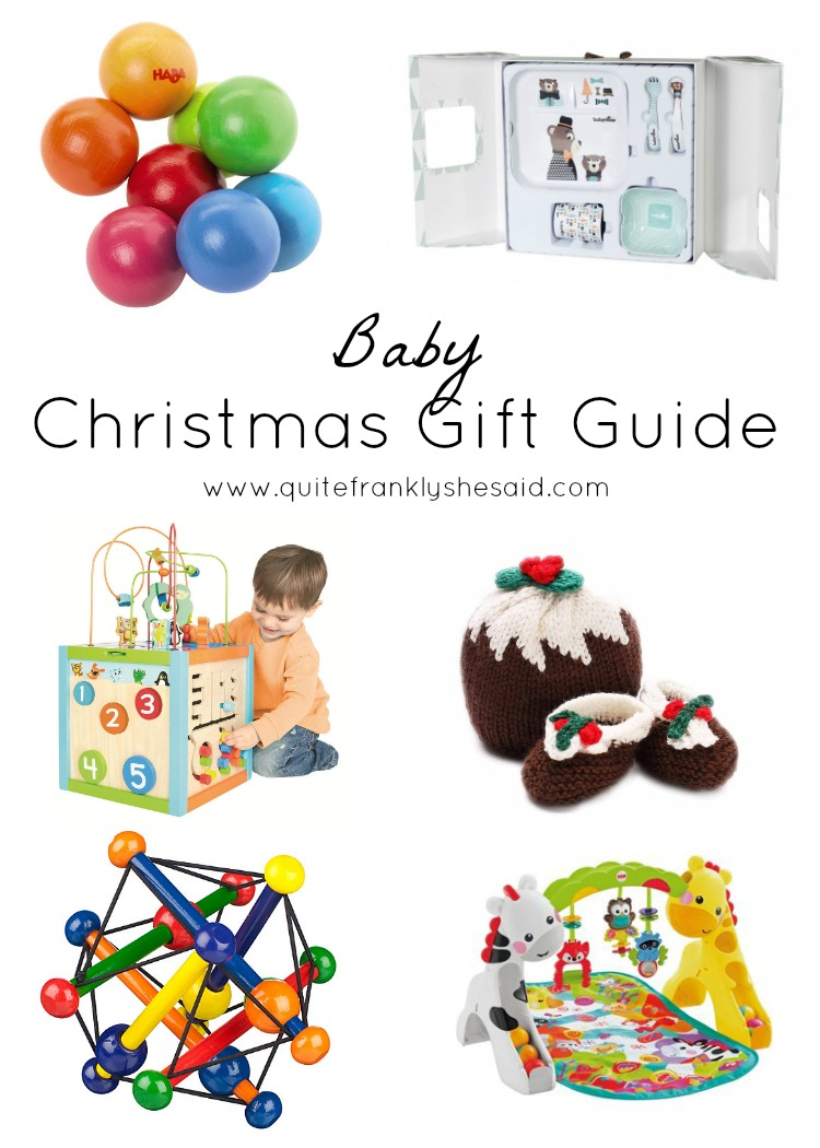 Christmas Gift Guide for Babies, Toddlers & Preschoolers | Quite ...