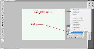 Cara Membuat Teks Keren di Photoshop CS 5