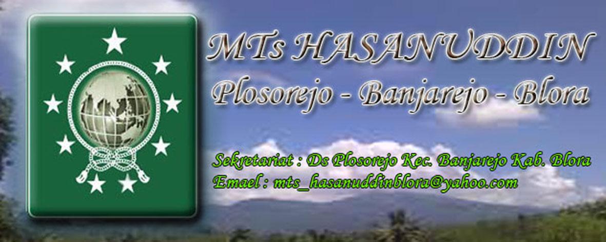 MTs HASANUDDIN PLOSOREJO BLORA