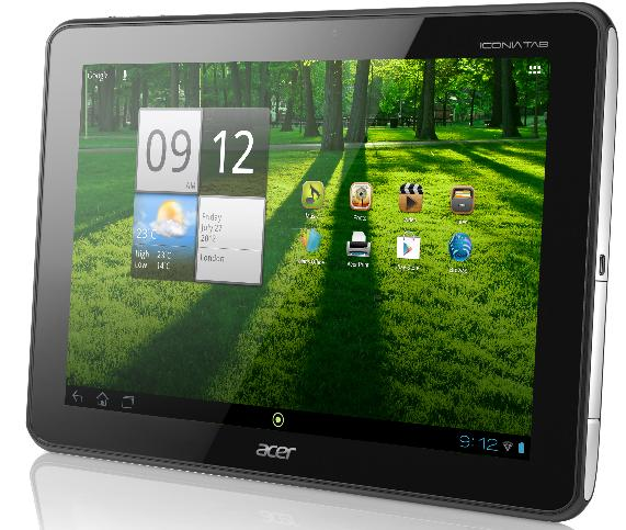 Acer Iconia Tab A700 Review and Gaming Performance