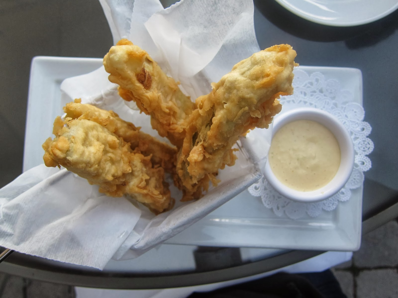 Fried Pickles | The Economical Eater