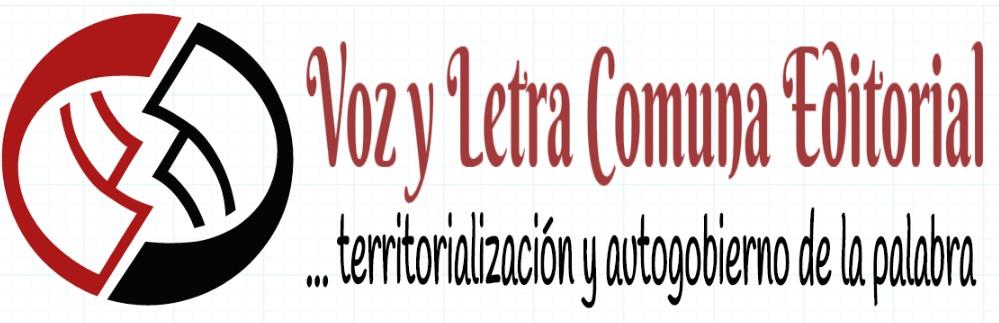 Voz y Letra - Comuna Editorial