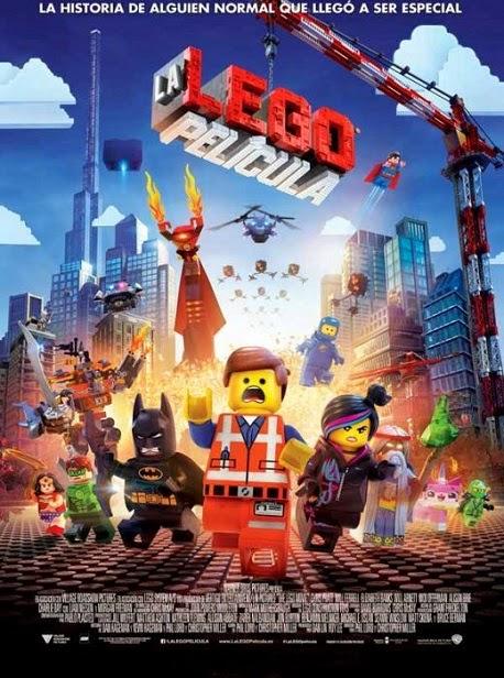 The Lego Movie [2014] [NTSC/DVD9] (Full – Intacto) Ingles, Español Latino