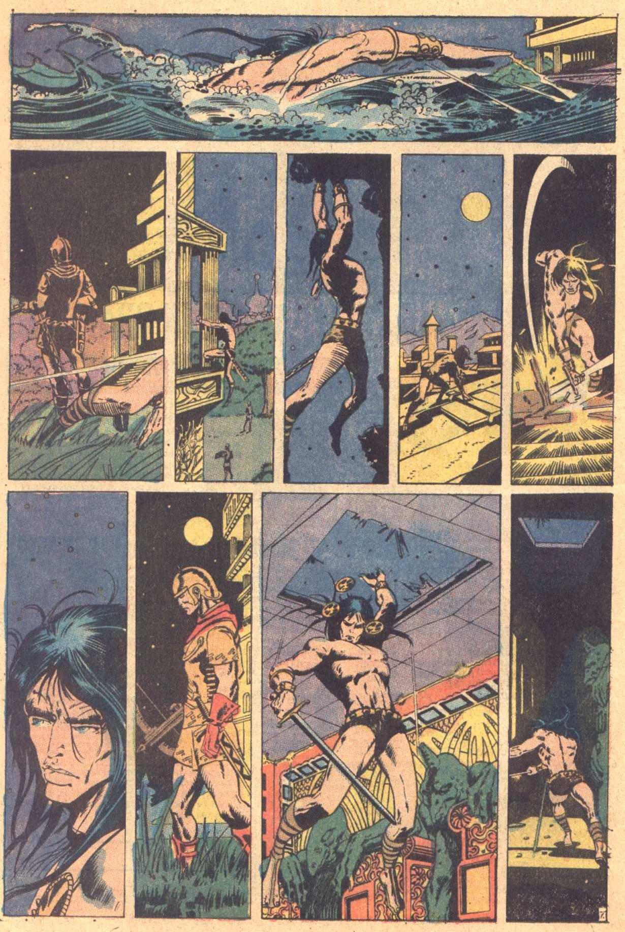 Conan the Barbarian (1970) Issue #7 #19 - English 8