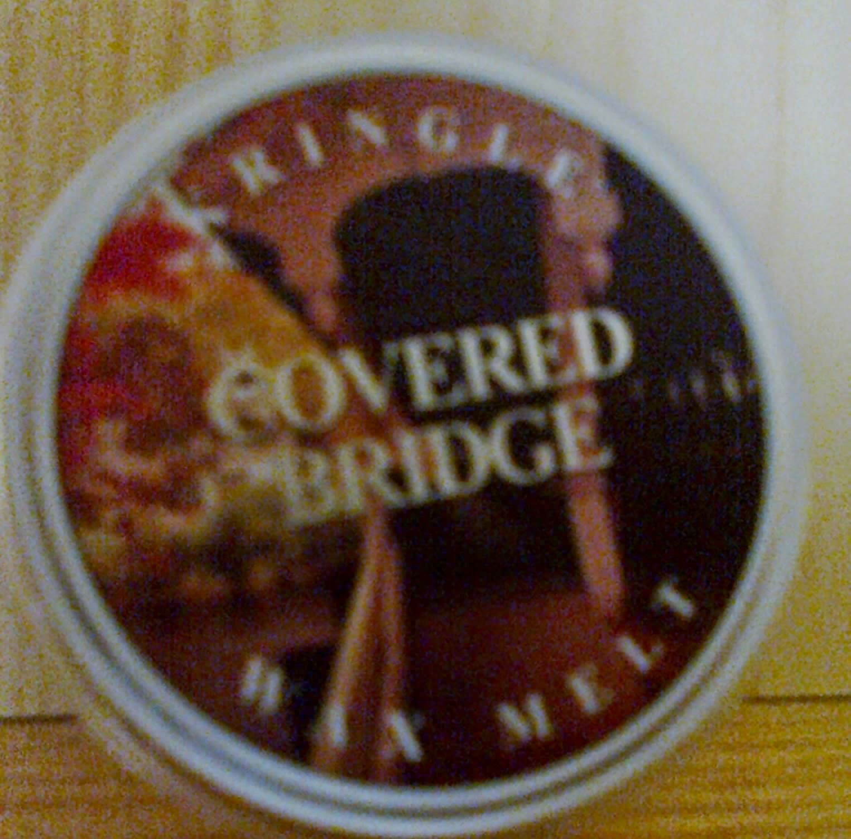 Covered Bridge Kringle Candle