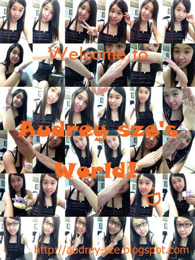 Audrey Sze♥