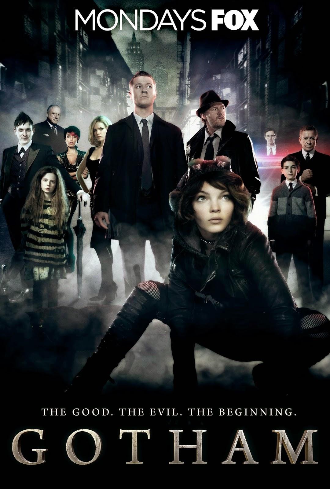 Gotham Todas as Temporadas Dublado/Legendado