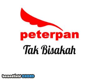 Lirik dan Chord(Kunci Gitar) Peterpan ~ Tak Bisakah