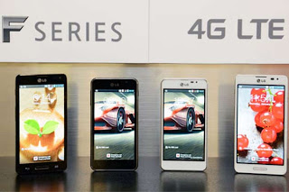 LG unveils Optimus F5, F7 Android smartphones under its new Optimus F series