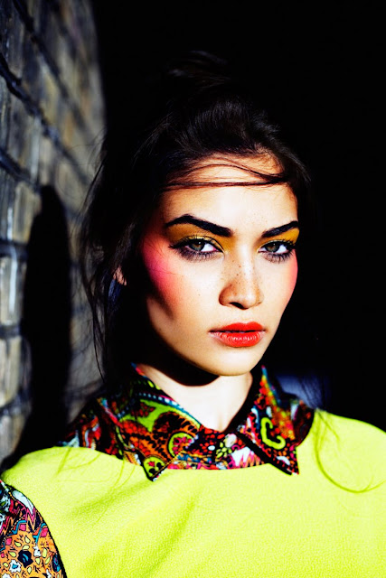 Shanina Shaik by Jeff Hahn Seen On www.coolpicturegallery.us
