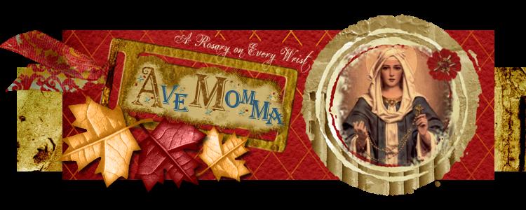 Ave Momma - Blog