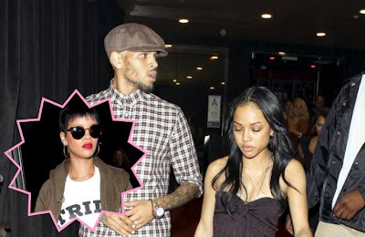 Chris Brown - Karrueche Tran broke up because of Rihanna