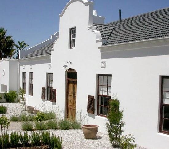 Safari fusion cape dutch architecture for Dutch style homes