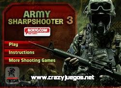 Jugar Army Sharpshooter 3