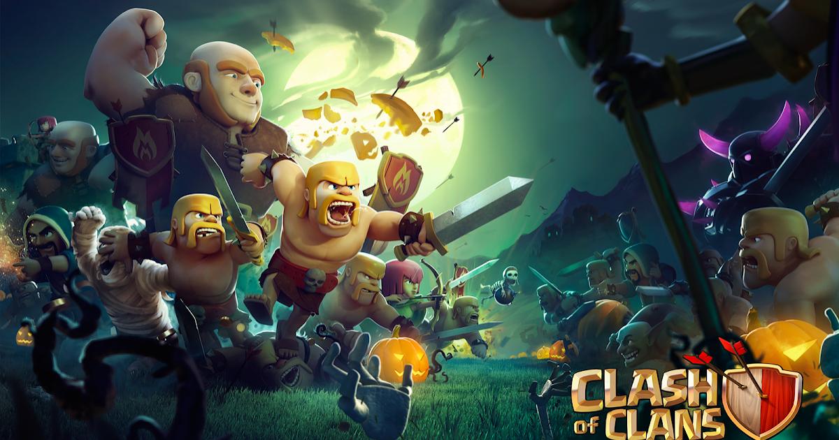 Image Result For Clash Of Clans Mod Apka
