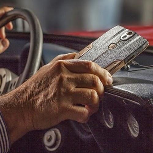 A Lamborghini lançou um smartphone de luxo com sistema Android