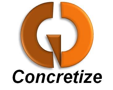 Concretize