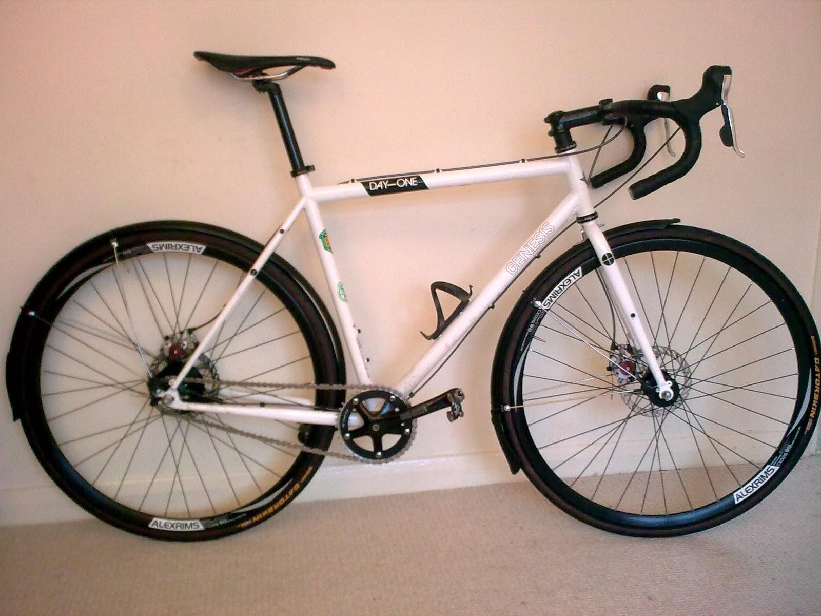 Quickerbybike Com Genesis Day One Alfine 11 Review